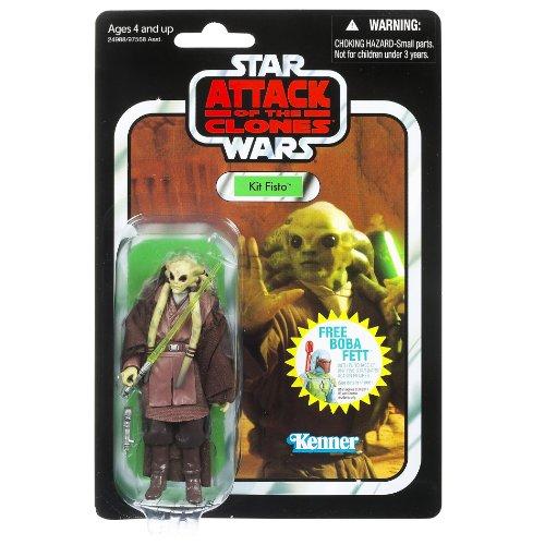 Star Wars 375 Vintage Figure Kit Fisto