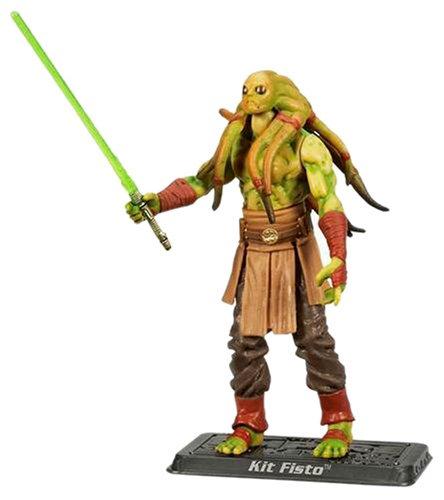 Star Wars - The Saga Collection - Basic Figure - Kit Fisto