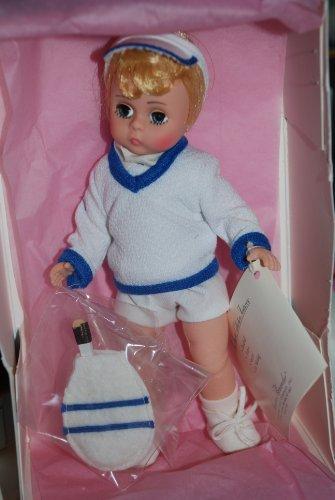 Madame Alexander Tennis Boy - Blonde 1997 Sports Collection