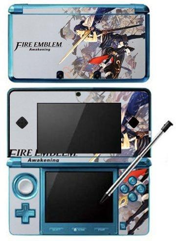 Fire Emblem Awakening Game Skin for Nintendo 3DS Console by Skinhub
