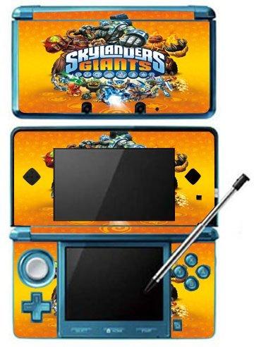 Skylanders Giants Game Skin for Nintendo 3DS Console by Skinhub