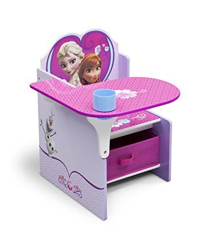 Delta Children Chair Desk With Storage Bin Disney Frozen