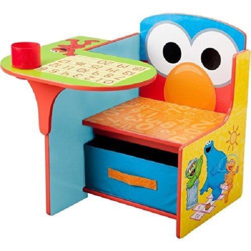 Sesame Street Desk Chair with Storage Bin