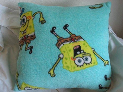 Sponge Bob Fleece Pillow 4046 This is the last one