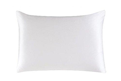 MEILIS Silk Pillowcases 25mmToddler Standard Queen King Silk Pillow Covers for Christmas Wedding Gift