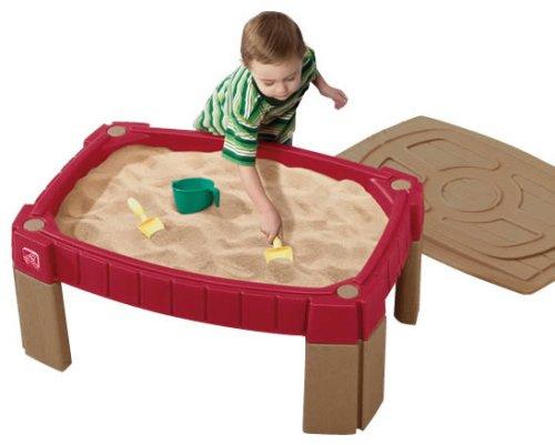 Step2  Naturally Playful Sand Table