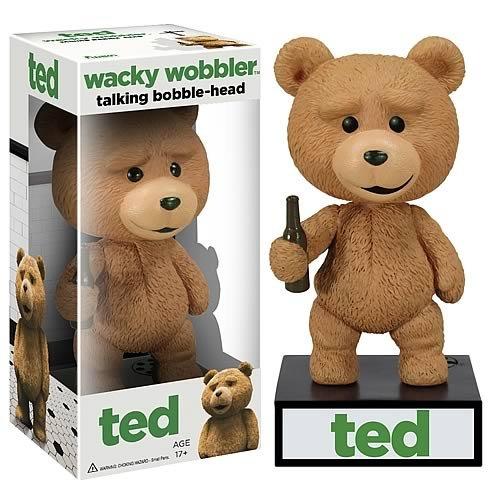 Ted 2 Talking Bobble Head