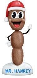 Wacky Wobbler South Park Mr Hankey Talking Bobblehead  Wacky Wobbler South Park MrHankey Talking Bobble-Head parallel import