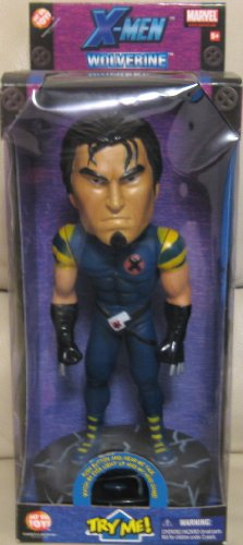 Wolverine Talking Bobble Head by Marvel