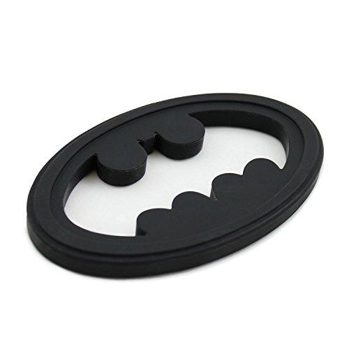 Bumkins Dc Comics Silicone Teether Batman