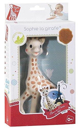 Vulli Sophie The Giraffe Teether BrownWhite