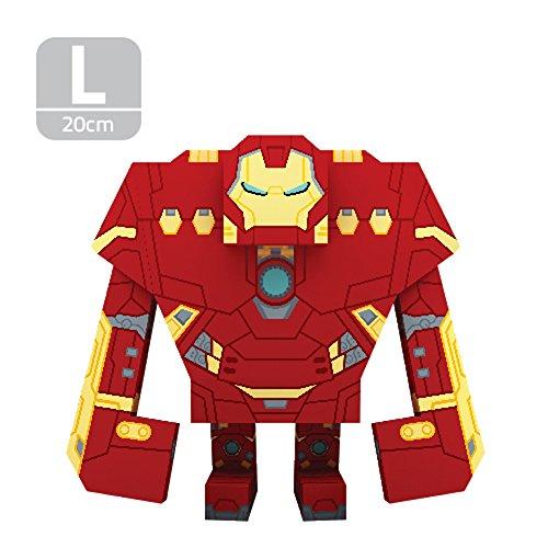 MOMOT Paper Craft Toy - MARVEL Avengers 2 HULKBUSTER 78-inch L Size 20cm