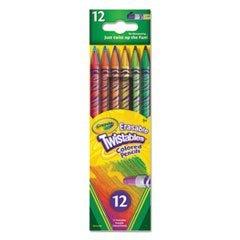 Crayola Twistable Colored Pencil 68-7508
