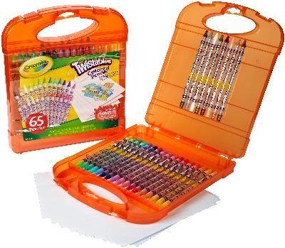 Crayola Twistables Colored Pencil Kit-