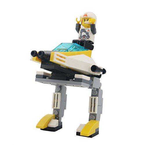 GranVela Wange Advanced Military Series Mini Scout 70pcs Set DIY Building Blocks Toy Gift Set