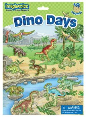Dinosaur Days Magnetic Play Set