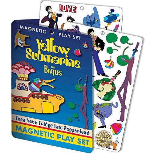 Yellow Submarine Magnetic Playset