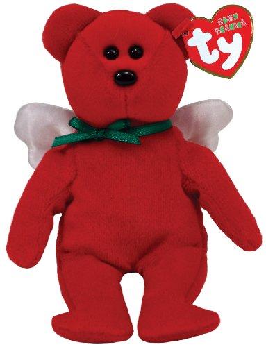 TY Babie Beanies - Divine - Angel Bear