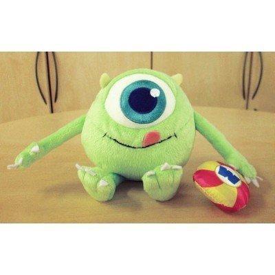 Disney Monsters Inc Bean Doll Kids microphone  Lollipop Å¡ Monsters University Å¡