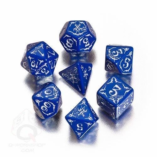 PATHFINDER Second Darkness dice set by Q-workshop Paizo D&D Adventure Path item G4W8B-48Q42411