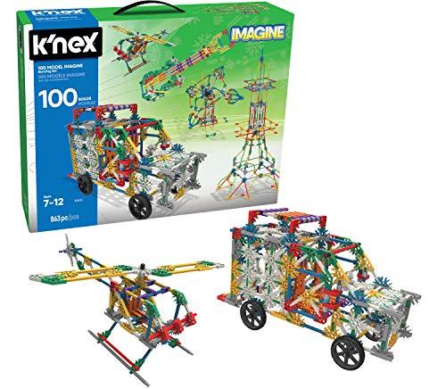 KNEX 100 Model Imagine Building Set Amazon Exclusive