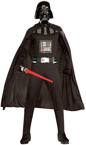 Rubies Costume Star Wars Complete Darth Vader Black X-Large Costume