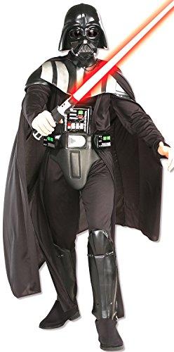 Rubies Star Wars Darth Vader Costume - Standard - Black