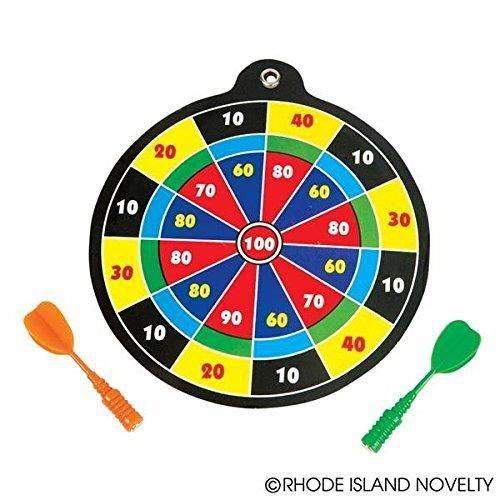 5 DART BOARD GAME