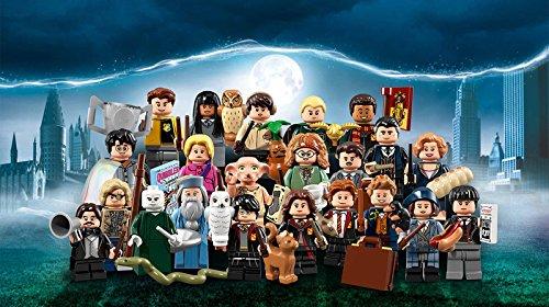 LEGO Harry Potter Fantastic Beasts Minifigure Series - Complete Set of 22 71022