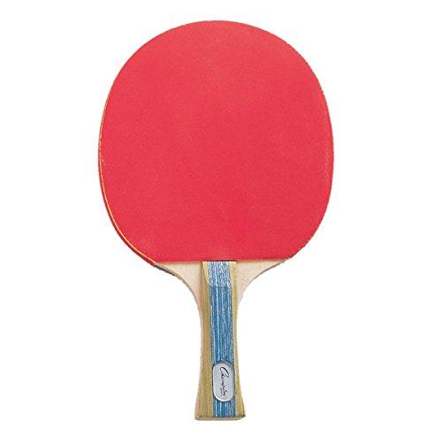 Champion Sports Table Tennis Paddle RedBlack
