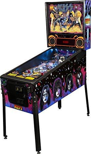 Stern Pinball KISS Arcade Pinball Machine Pro Edition
