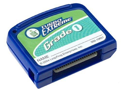 LeapFrog Turbo Extreme 1st Grade Cartridge