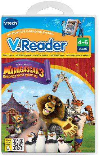 VTech VReader Cartridge - Madagascar 3