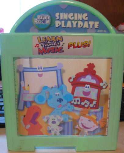 Learn Through Music Plus Cartridge - Blues Room Singing Playdate
