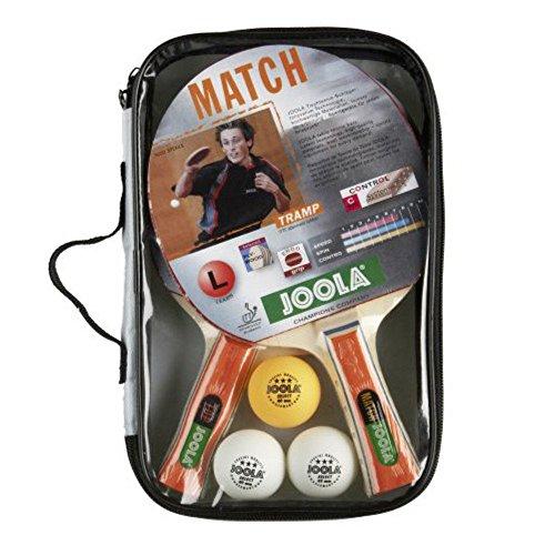 JOOLA Match Duo Table Tennis Paddle Set