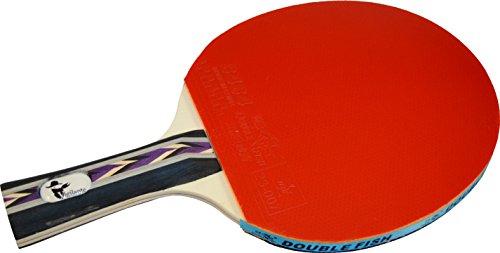 Vigilante Collision Table Tennis Paddle  Case 2015 ELITE Series
