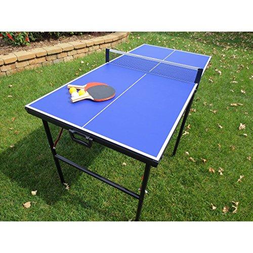 60 Portable Table Tennis Set