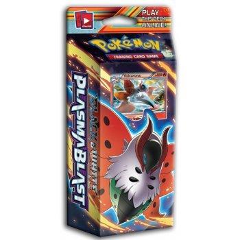 Pokemon Card Game Plasma BLAST Theme Decks Volcarona