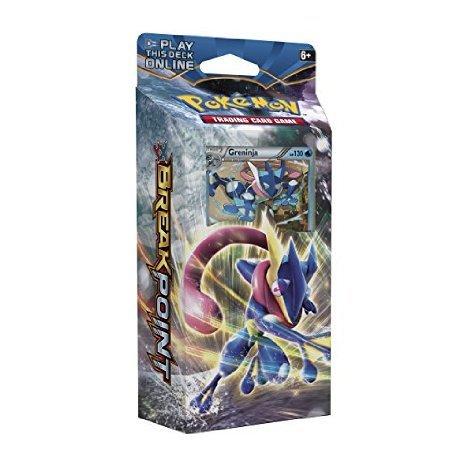 Pokemon - XY BreakPoint Theme Deck - Wave Slasher - Greninja