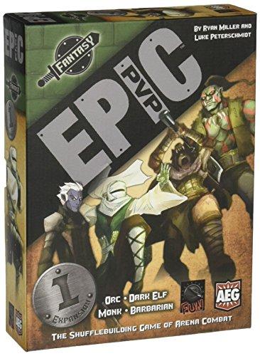 Epic PVP Fantasy Expansion 1 Card Game