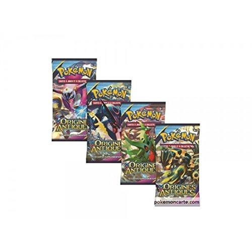 Pokémon - Pokemon - Booster Origines Antiques Sous Blister - Modele Aleatoire - 0820650208089