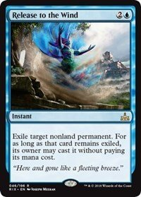 Release to the Wind - Rivals of Ixalan