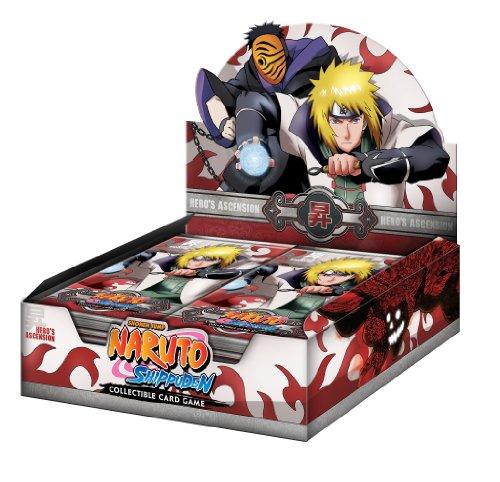 Heros Ascension Booster Pack Box