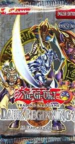 YuGiOh Dark Beginning Volume 2 Booster Pack Box LOT 24 packs Toy