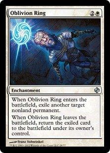 Magic the Gathering - Oblivion Ring 28 - Duel Decks Venser vs Koth