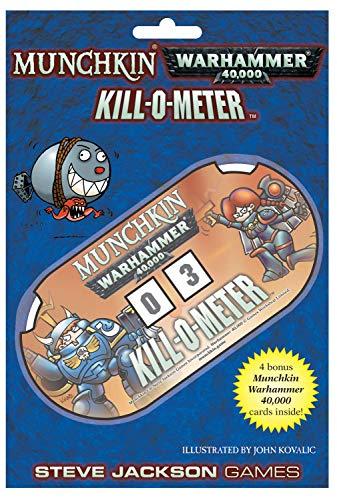 Steve Jackson Games Munchkin Warhammer 40000 Kill-O-Meter