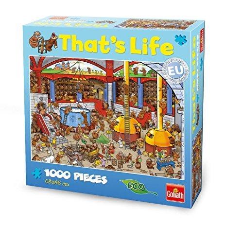 71329 Puz ThatS Life-Bra by Goliath Toys