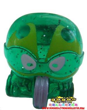 Magic Box Int 71 Mizu Green Glitter GogoS Crazy Bones Series 2 Evolution Bra