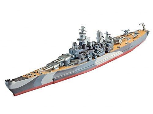 Revell Battleship USS Missouri WWII Ship Plastic Model Kit by Revell
