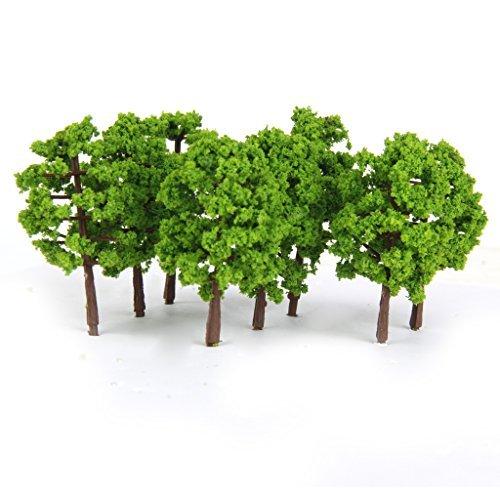 No brand goods tree model tree twenty model railroad diorama miniature garden